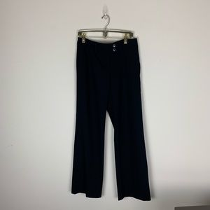 Apt. 9 | Bundle Of 2 Black Boot cut Pants Size 8